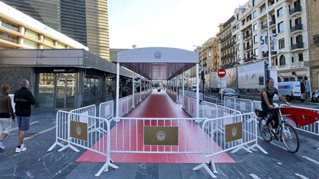 Arranca la 60 edición del Festival de Cine de San Sebastián