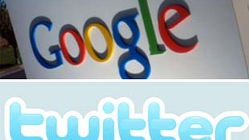 Google podría estar negociando la compra de Twitter.