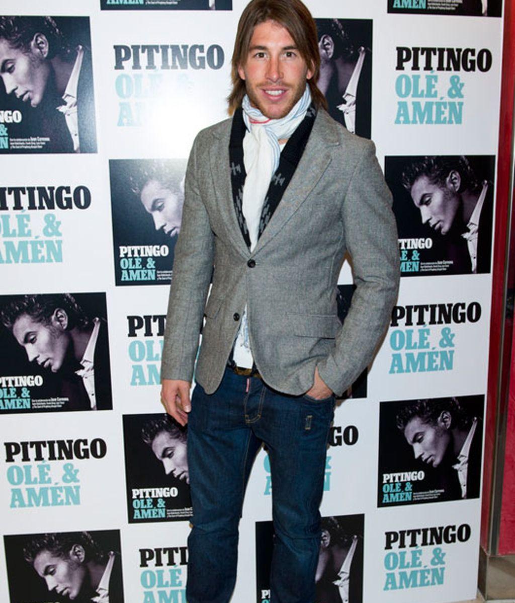 2011: El sevillano es uno de los mayores fans de Pitingo