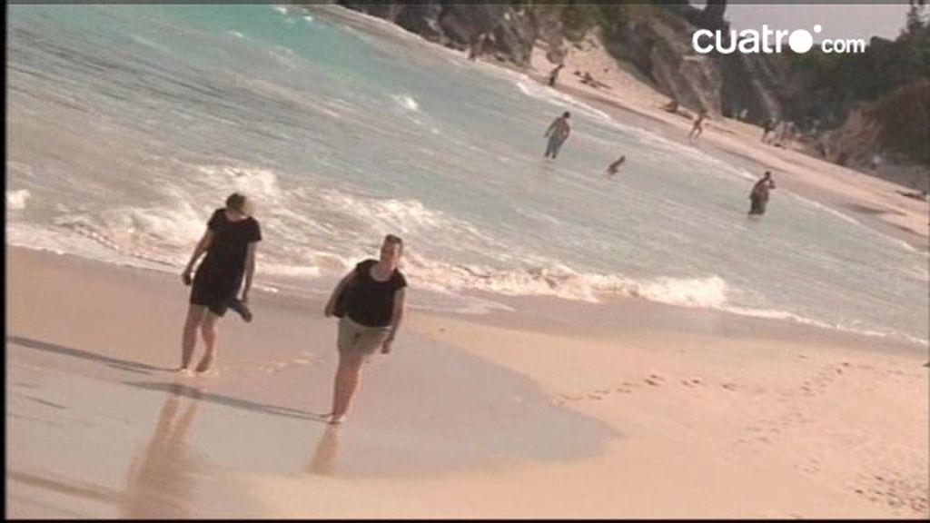 Bermudas. Horseshoe Bay; la playa más famosa