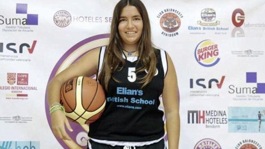 Alicia Fernandez,Pau Gasol,Baloncesto