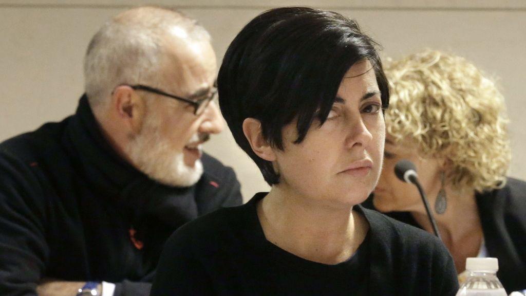 Rosario Porto, la primera en declarar en el juicio por la muerte de Asunta Basterra