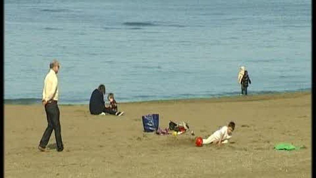 Reina el buen tiempo en Galicia
