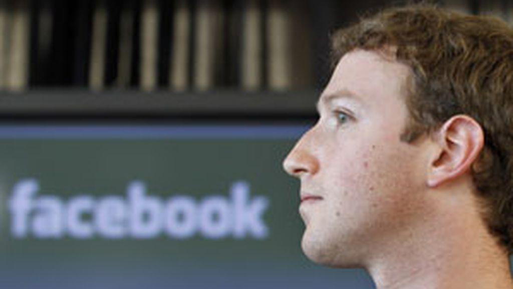 El creador de Facebook Mark Zuckerberg espera lanzar la nueva aplicación antes que Google FOTO: GTRES