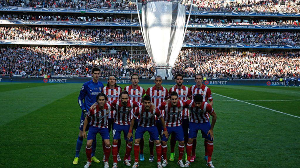 Lisboa acoge la final de la Copa de Europa