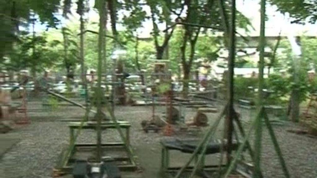 Bangkok: Todos a hacer deporte al parque