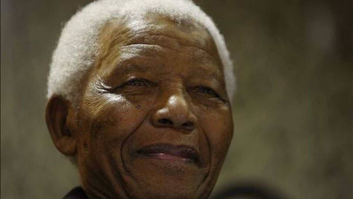 """El escenario de la fiesta del cumpleaños de Mandela será en el Madison Square Garden, donde el 18 de julio próximo se quiere homenajear a quien """"ha sido fuente de inspiración y de valores"""". EFE"""