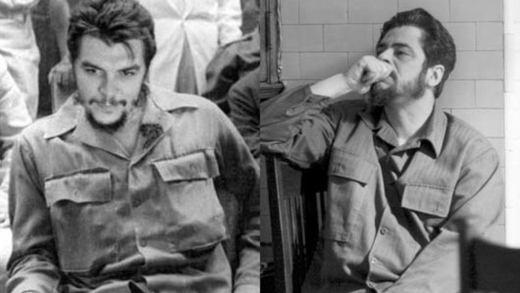 Benicio del Toro resucita al Che
