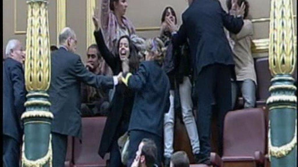 Willy Toledo declara ante el juez por los incidentes en el Congreso