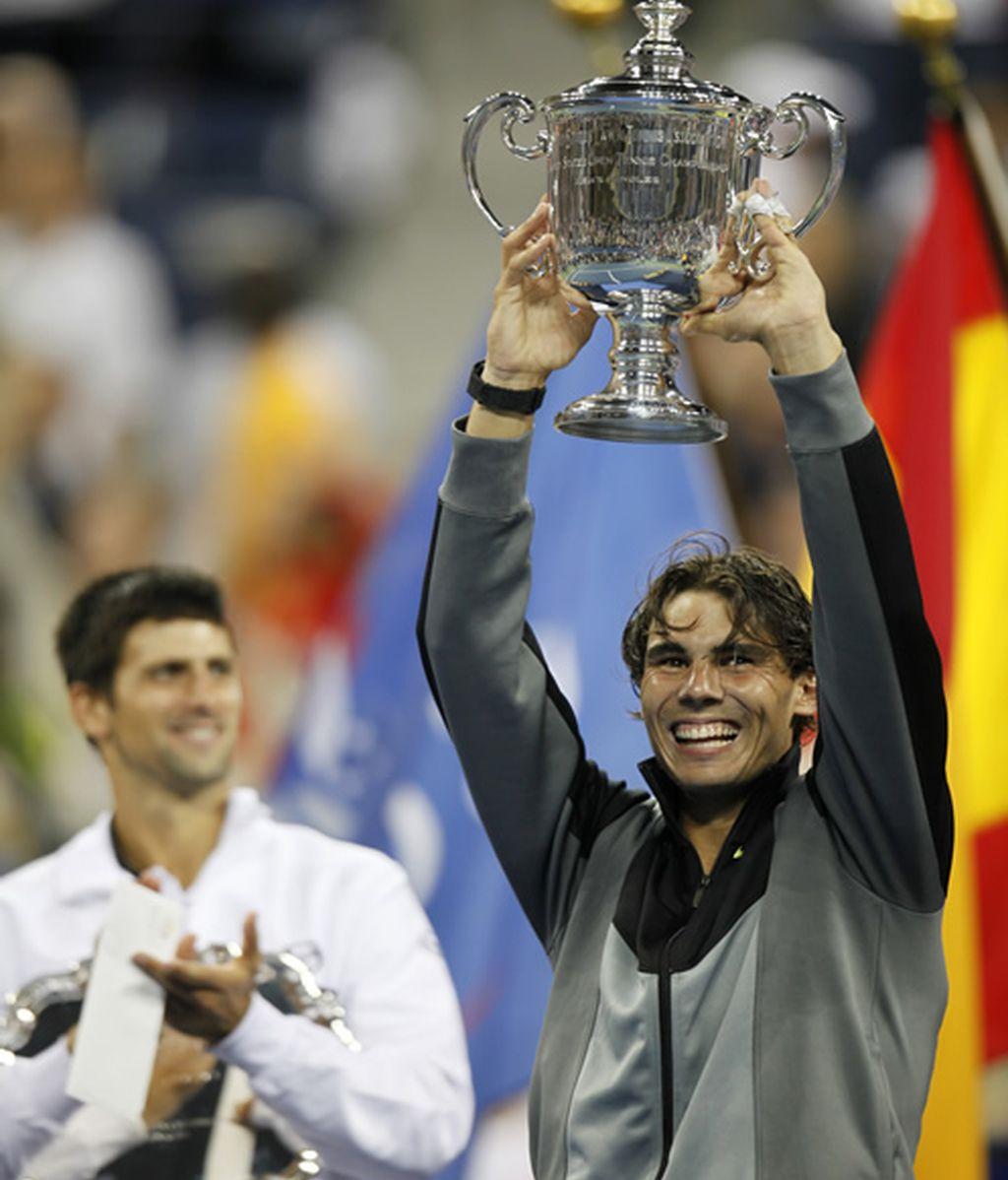La bandera española suma un nuevo triunfo en el deporte
