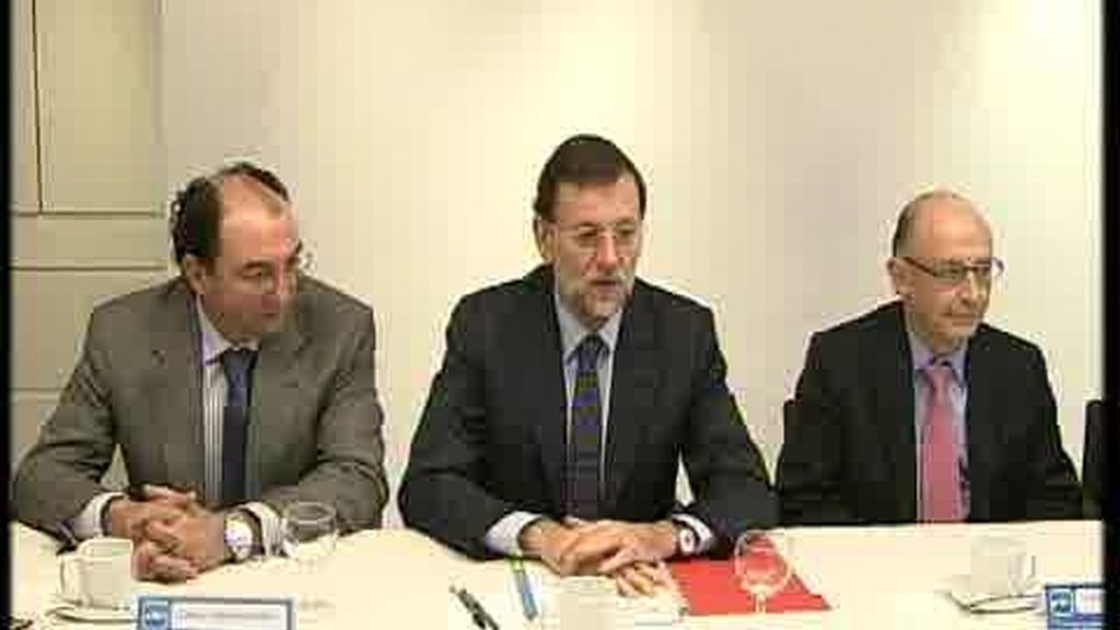 Rajoy se reúne con los Autónomos
