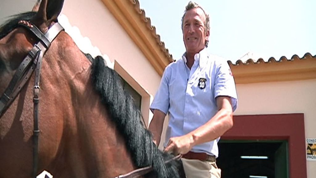 En Sotogrande hay mucho amante de los caballos