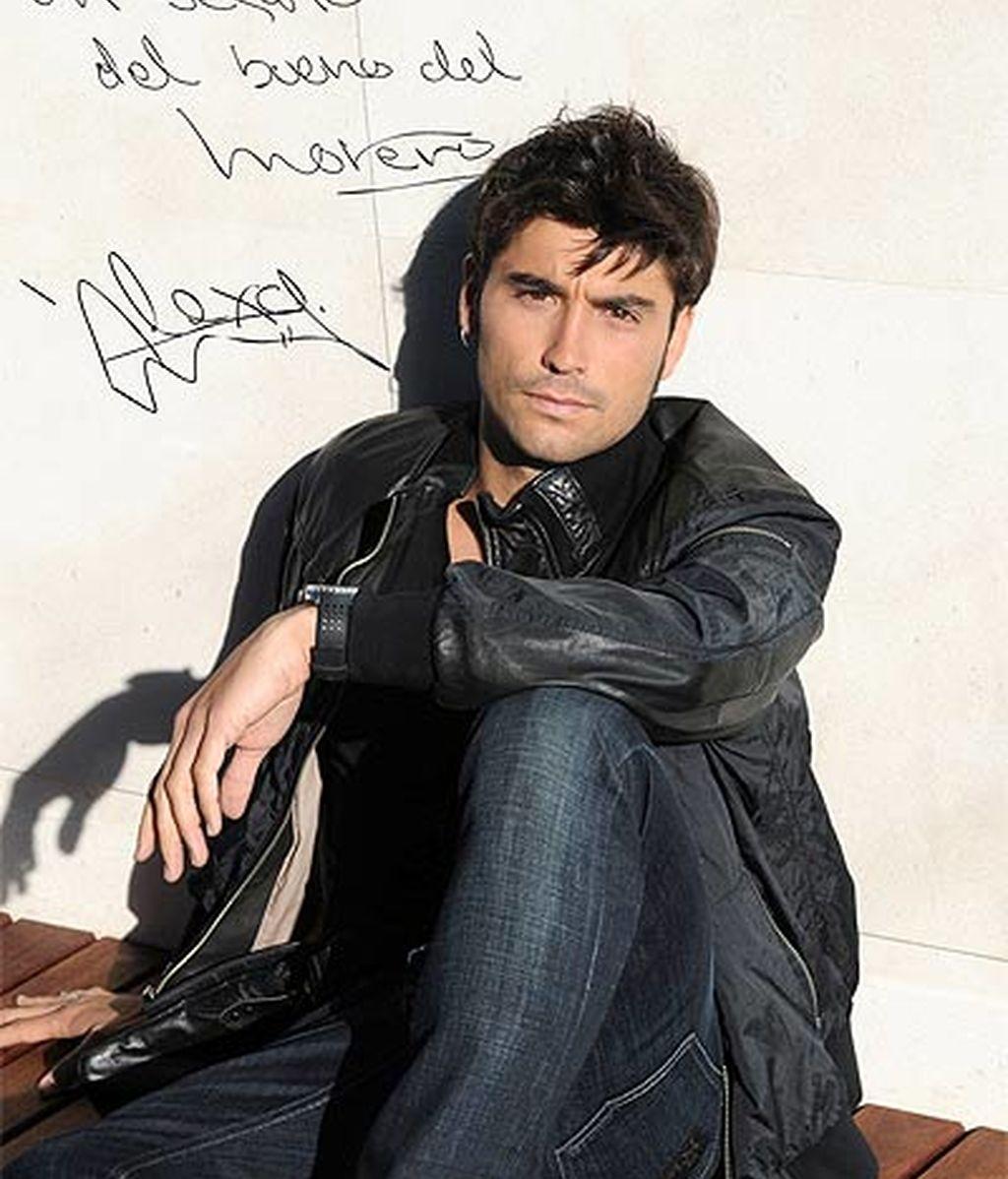 Consigue un autógrafo de 'El Moreno'
