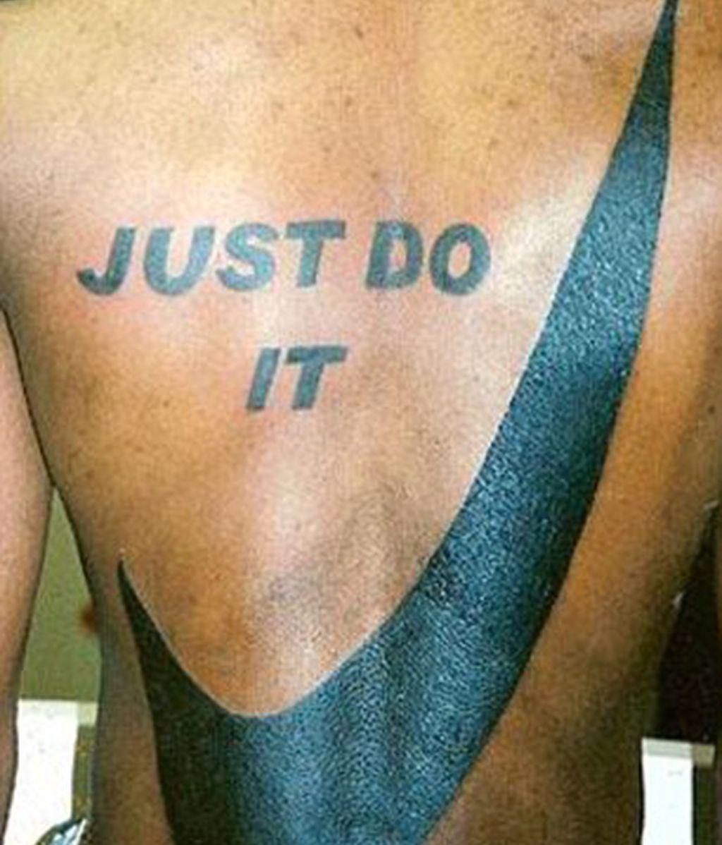 Tatuajes horribles