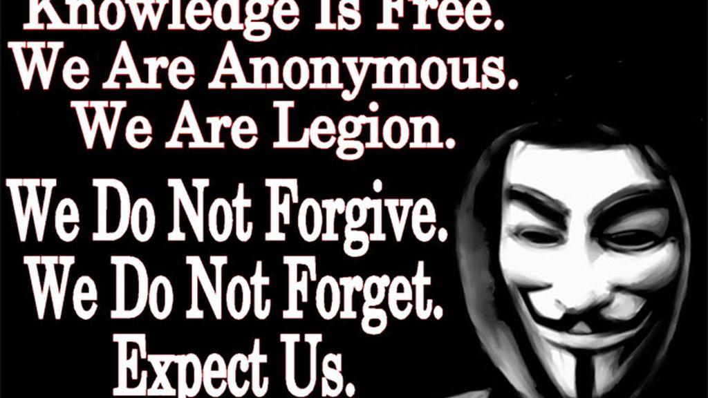 "Anonymous anuncia que ""en breve"" publicará documentos que relacionan al PP con narcotraficantes"
