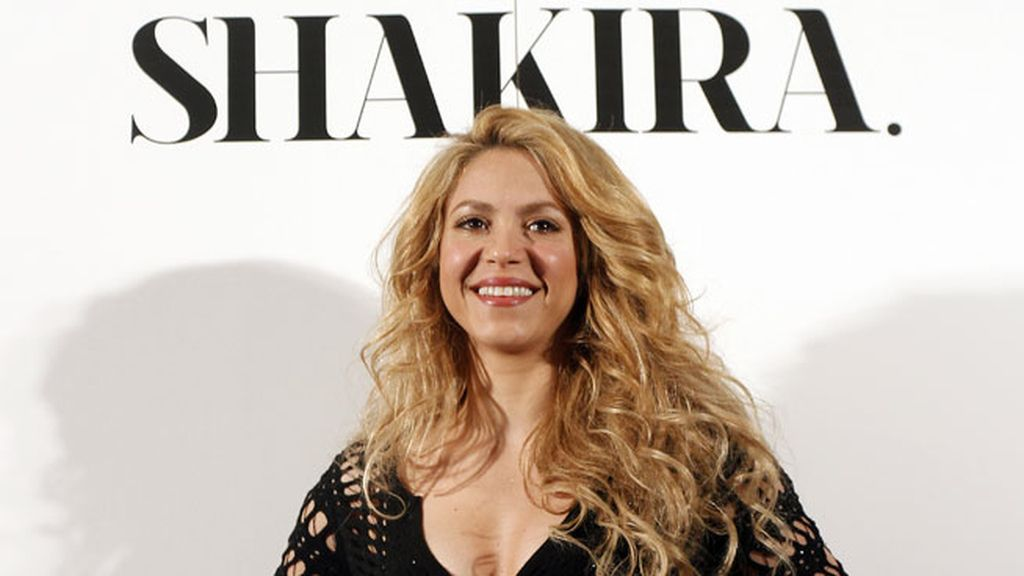 La colombiana ha presentado su disco en Barcelona