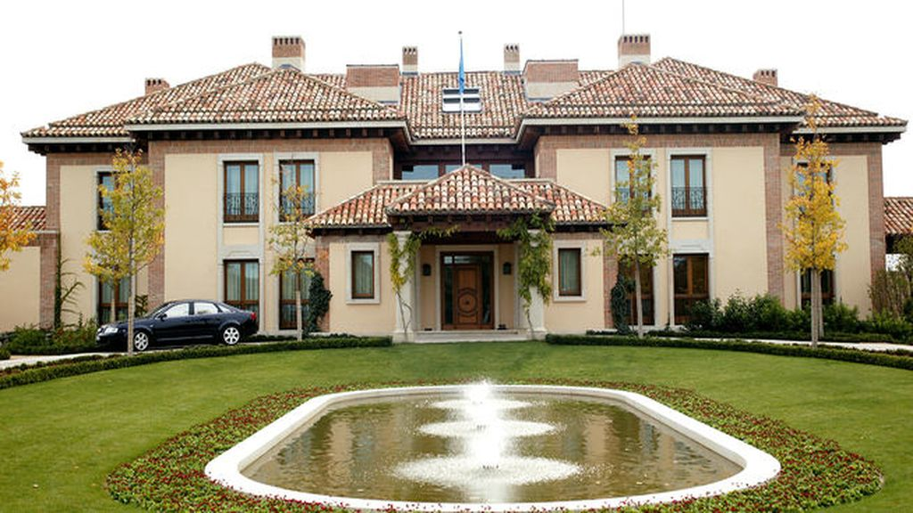 La casa donde viven los Príncipes de Asturias