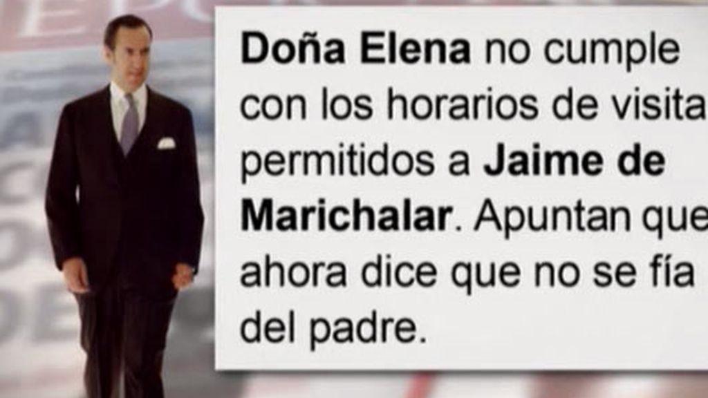 Jaime de Marichalar, objetivo de la polémica