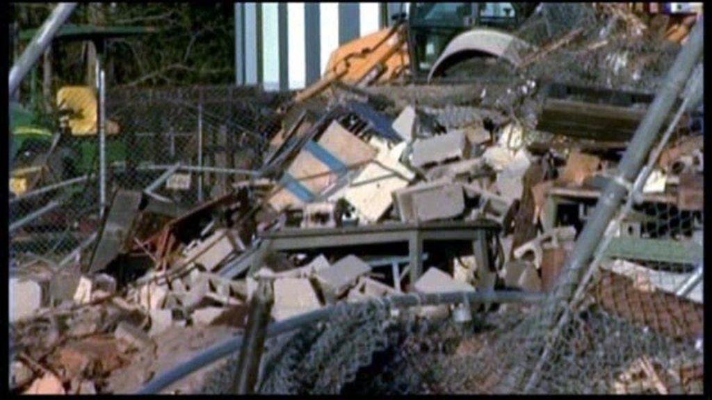 Más de 40 muertos en EEUU por tornados