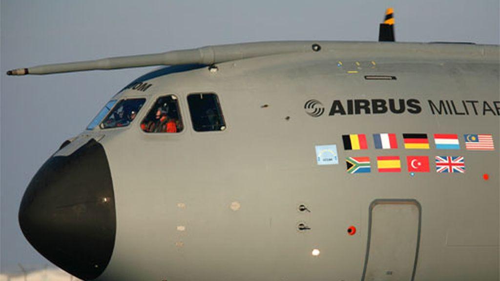 Avión militar A400M