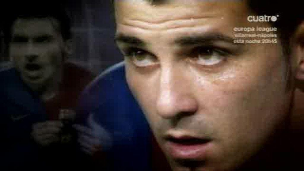 Ibrahimovic vs Villa. Duelo de grande pegadores