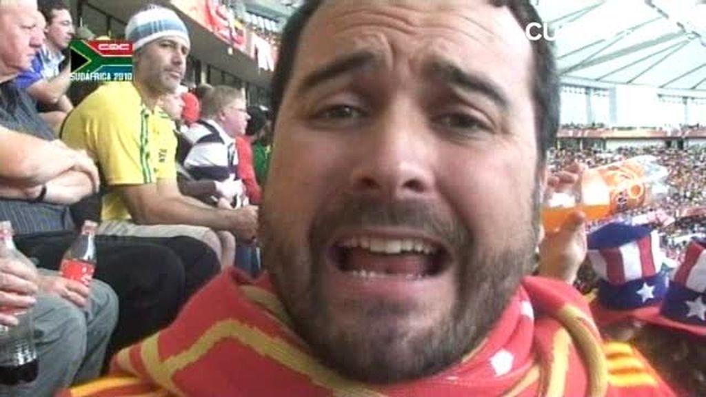 """CQC en el debut de """"La Roja"""""""