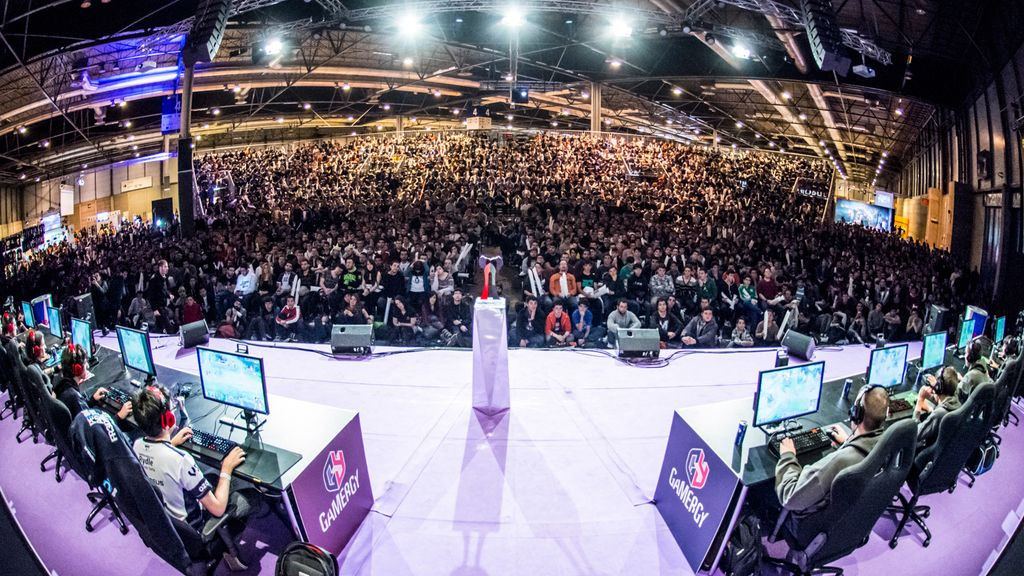 Gamergy 2, GY2