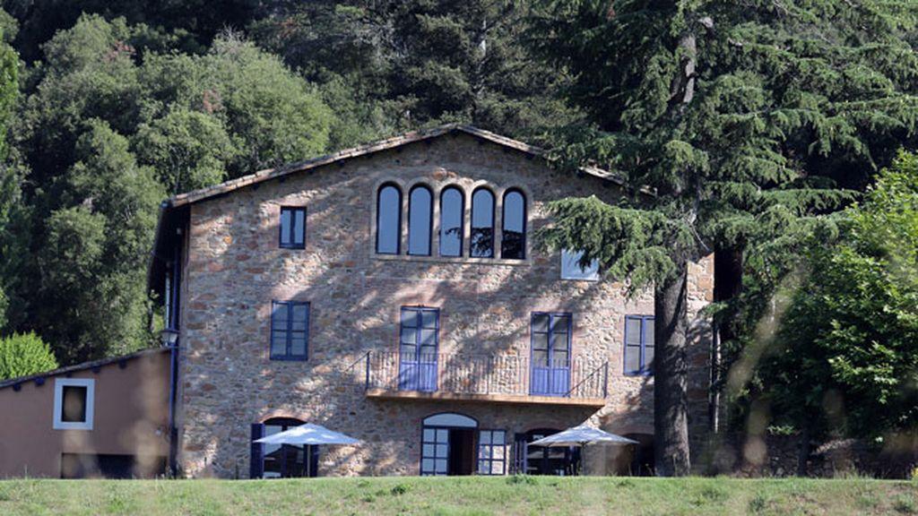 Una antigua villa romana reconvertida