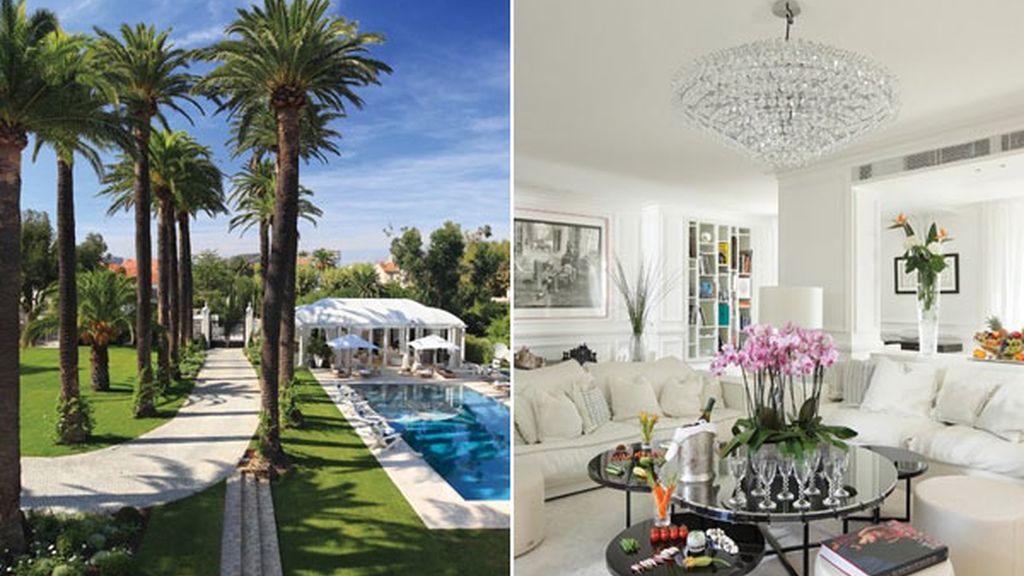 Villa lujosa en Saint Tropez (Francia)