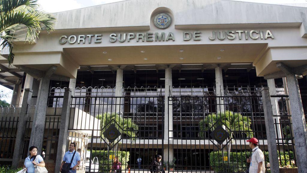 Imagen de la Corte Suprema de Justicia de El Salvador