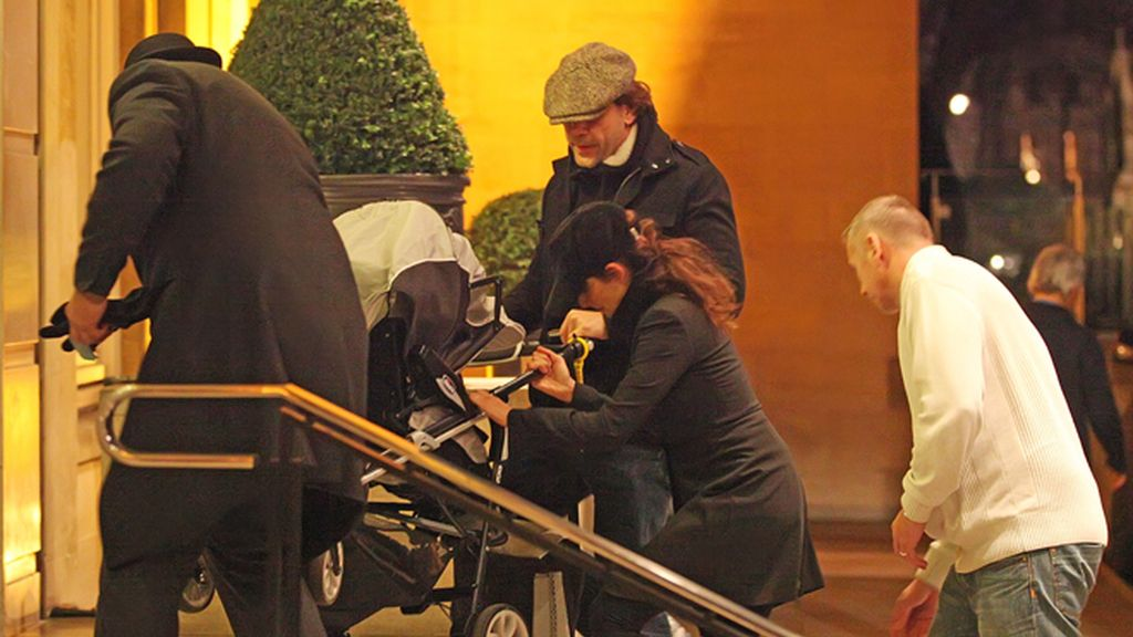 Los Cruz-Bardem se camuflan en Londres