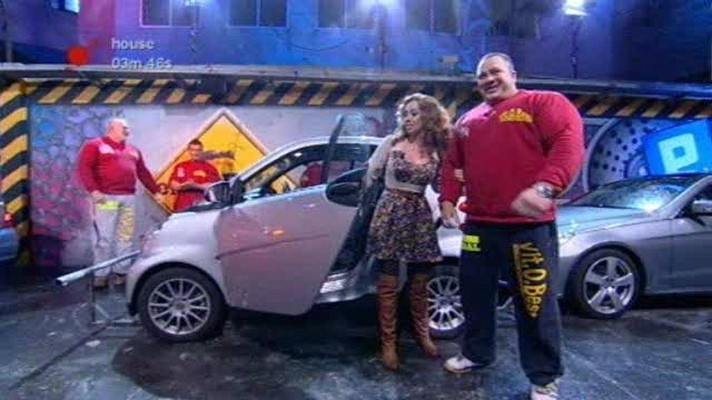La forma de aparcar de Raquel Martos