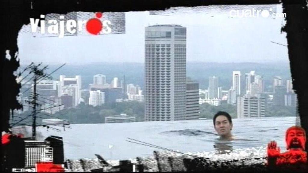 AVANCE. Callejeros Viajeros: Singapur