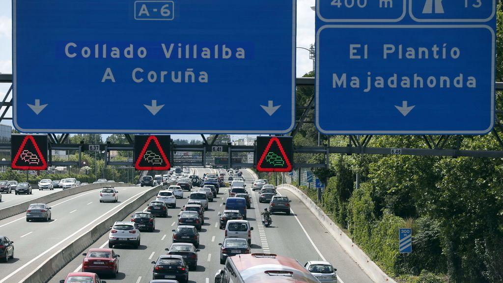 Tranquilidad en las carreteras españolas en la segunda jornada de la operación especial de verano