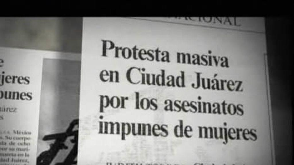 Los brutales asesinatos de Juarez