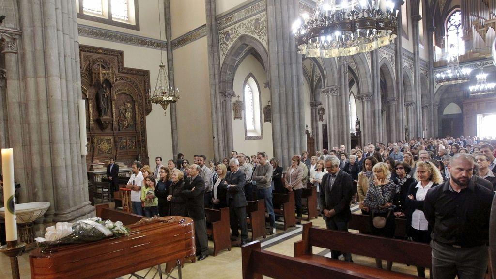 Funeral de Yago Lamela