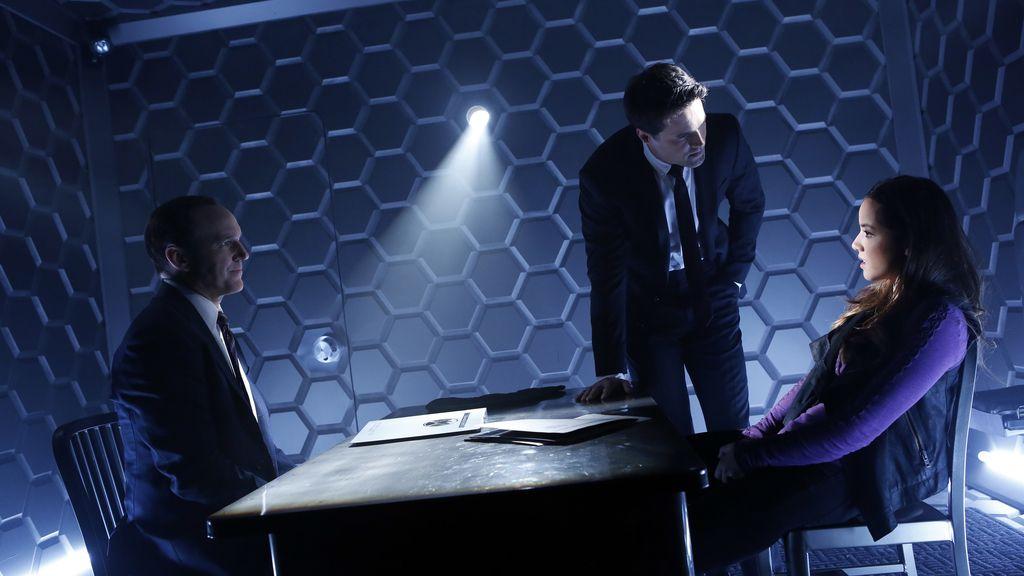 Las mejores fotos del capítulo 'T01xC01: Piloto' de 'Marvel'
