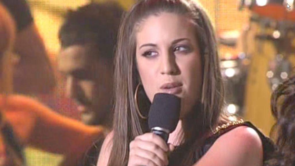 Tania Sánchez, paso a paso