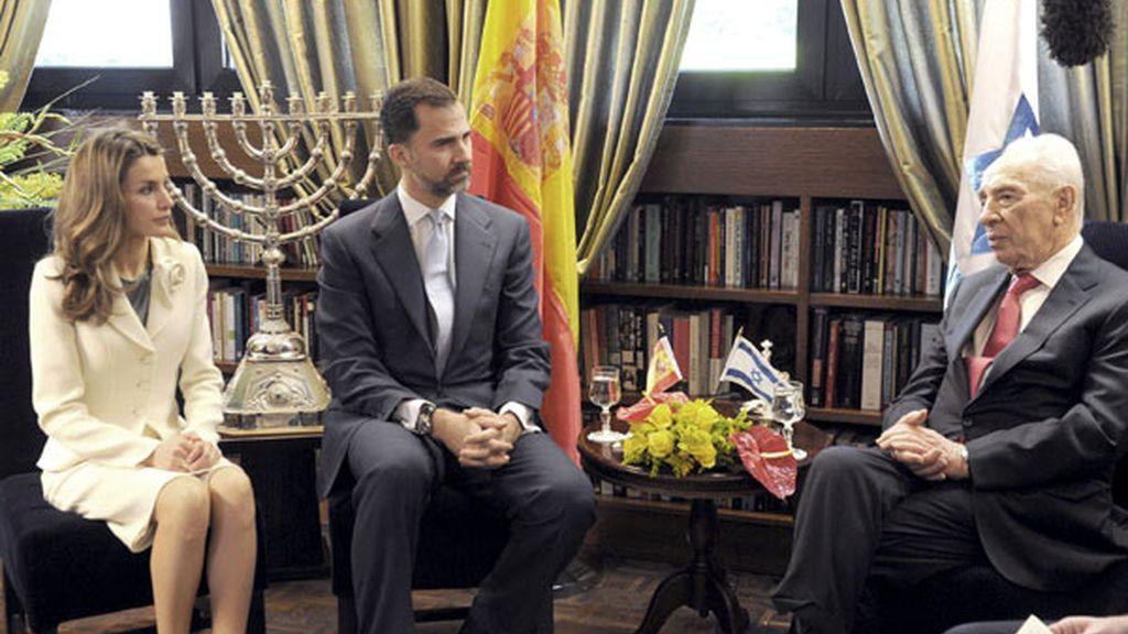 Entrevista con Peres