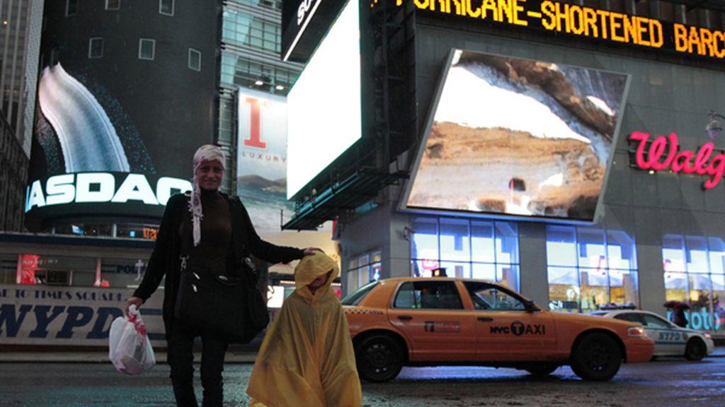 'Irene' llega a Nueva York