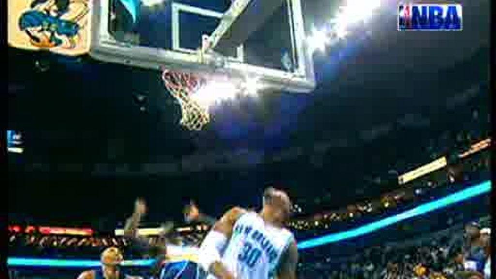 Promo NBA: Hornets Vs. Blazers en Cuatro