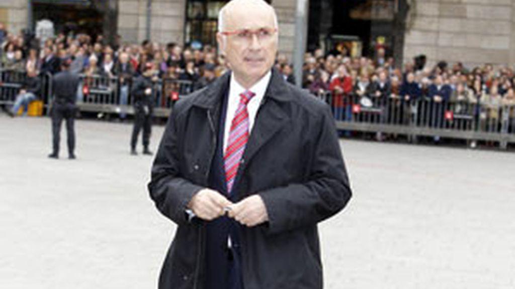 El portavoz de CiU en el Congreso y candidato a las elecciones generales, Josep Antoni Duran evita la polémica