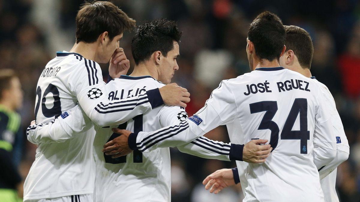 Jose Rodriguez, Real Madrid
