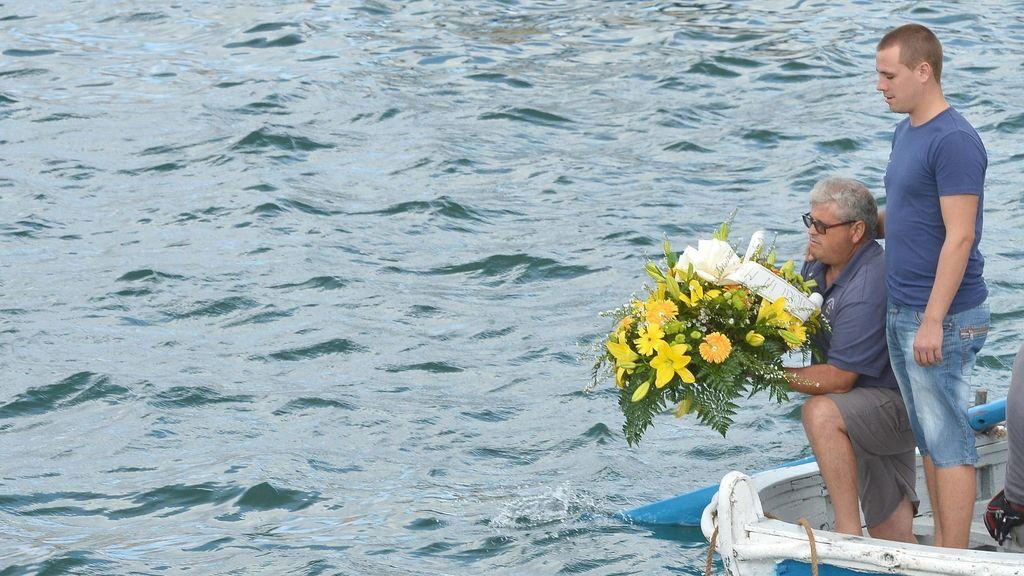 Recuerdo a las víctimas del naufragio en Lampedusa