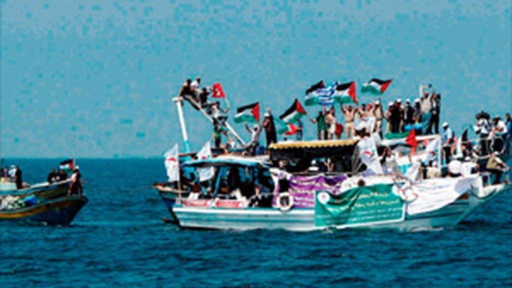 El Gobierno exige a Israel la repatriación inmediata de los tres españoles de la 'Flotilla de la libertad'