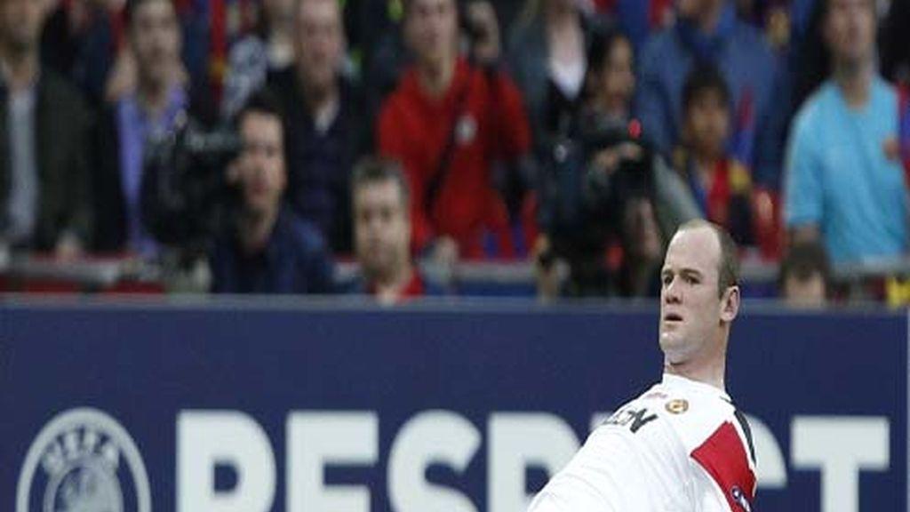 Rooney celebra su tanto