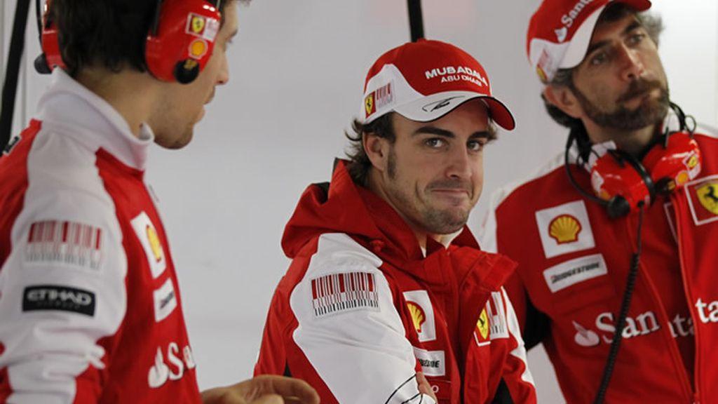 Alonso tiene un 17% de posibilidades de convertirse en campeón