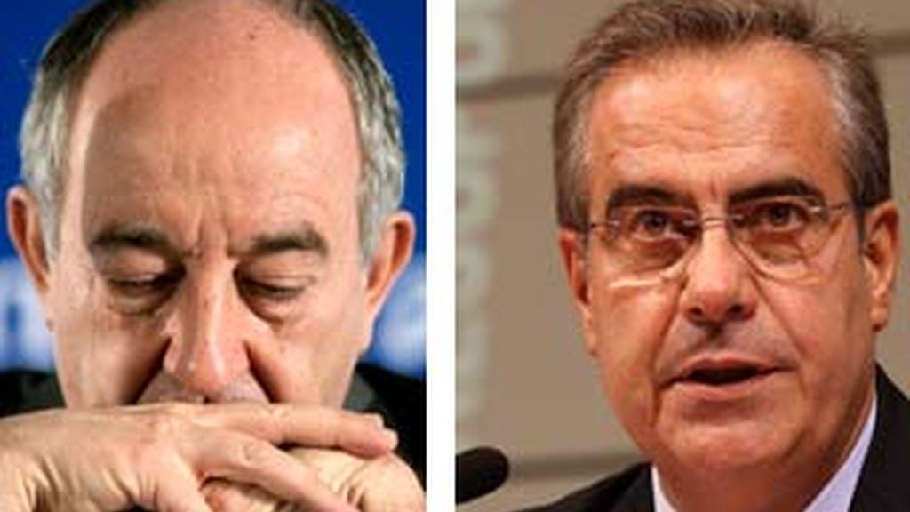 Las declaraciones del gobernador del ministraod e Trabajo, Celestino Corbacho. Video: Atlas