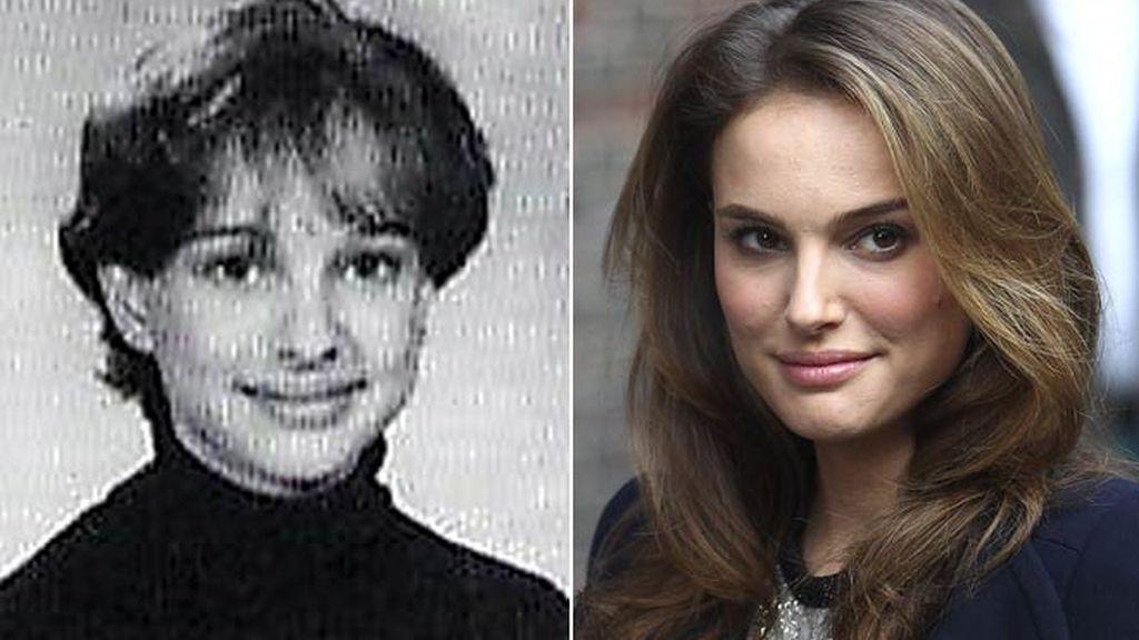 Así eran antes de ser famosas Blake Lively, Natalie Portman, Megan Fox...