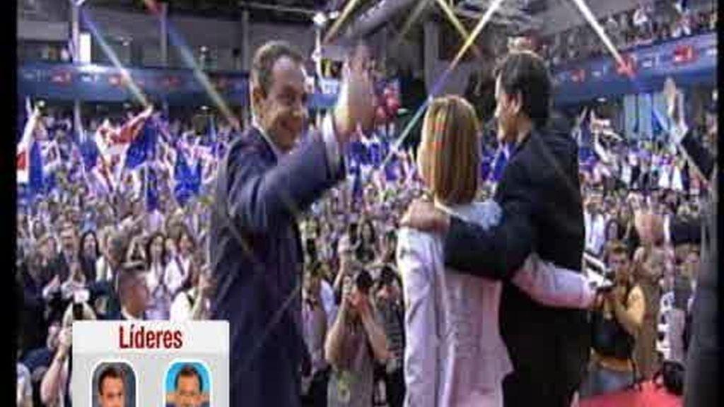 Se agranda la brecha entre PP y PSOE